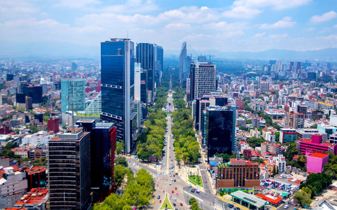 Paseo de la Reforma: La historia de la calle más bella y emblemática de la Ciudad de México