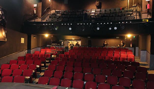 El Teatro Arlequín de la CDMX, en espera del comienzo de su segunda vida