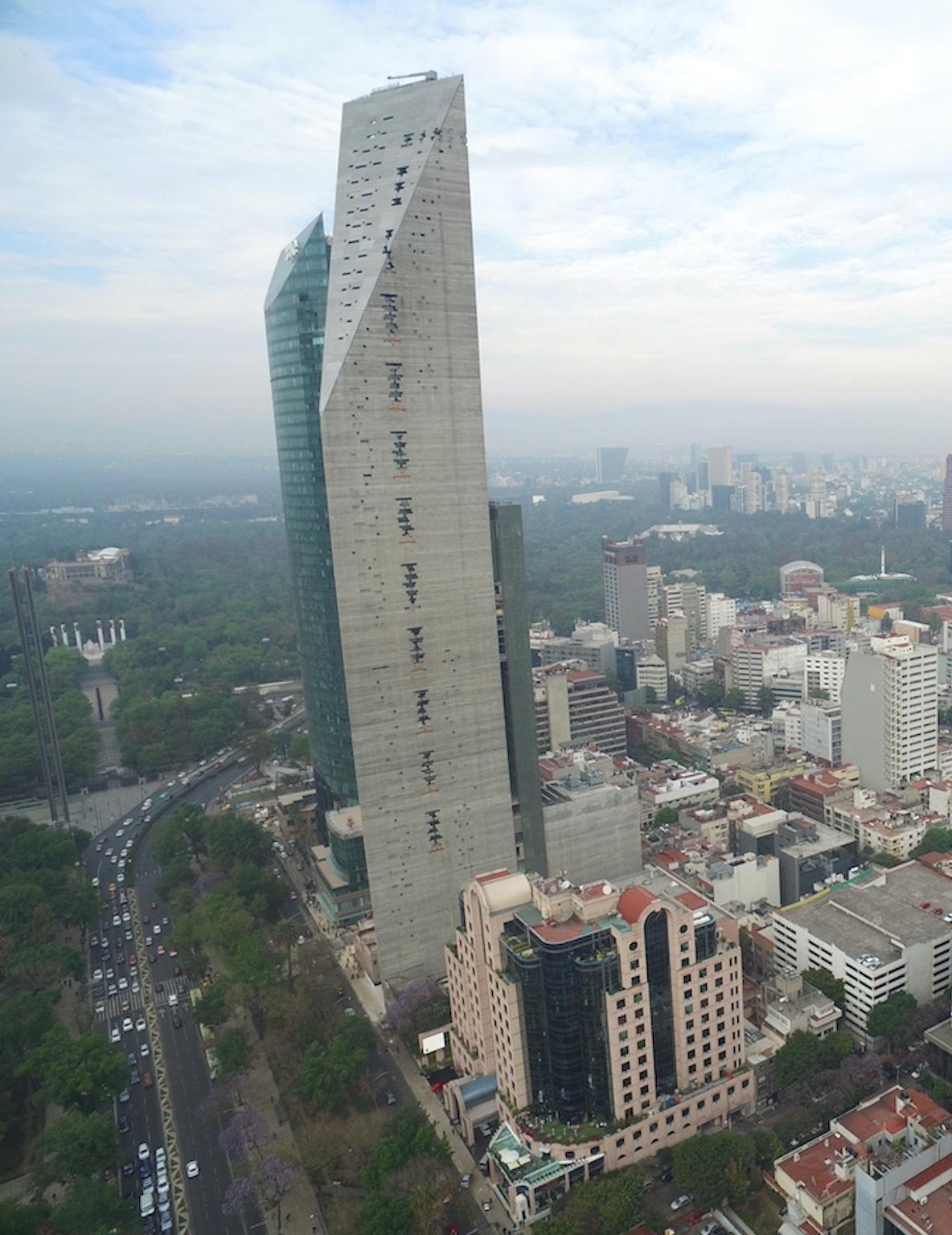 Torre Reforma Colonia Cuauhtémoc