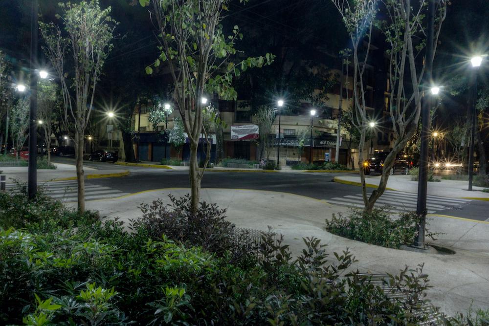 iluminación residentes cuauhtémoc