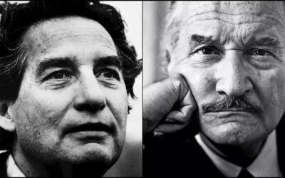 Carlos Fuentes y Octavio Paz: La amistad de la literatura mexicana del Siglo XX